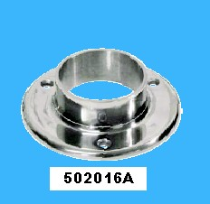 316 Round Base Plate / Flange.